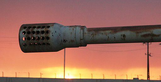 Koksan gun barrel