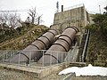 Kokuto III power station penstock.jpg