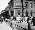 Kolozsvár 1941, Vasútállomás. Fortepan 6069.jpg
