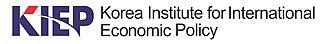 Korea Institute for International Economic Policy - Image: Korea Institute for International Economic Policy Official Logo