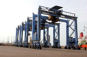 Krishnapatnam Port - Krishnapatnam port Nellore - KPCL