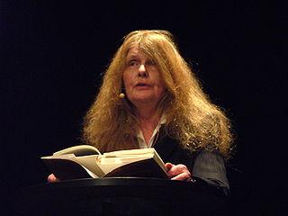 Kristina Lugn Swedish poet, member of the Swedish Academy