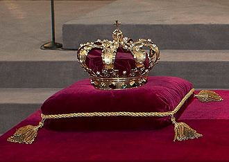 Regalia of the Netherlands - The Dutch crown