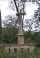 Krucifix (Medlov), na okraji obce směrem na Němčičky, Medlov.JPG