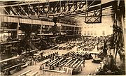 Krupp Factory WWI