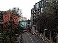 Książęca - widok z kładki nad ulicą - panoramio.jpg