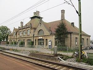 Kumla - Kumla Train Station