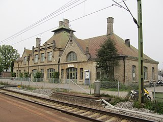 Kumla Place in Närke, Sweden