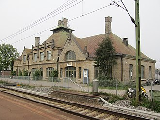 Kumla - Kumla Train Station