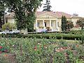 Kunhegyes városháza és park.jpg