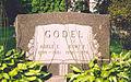Kurt godel tomb 2004.jpg