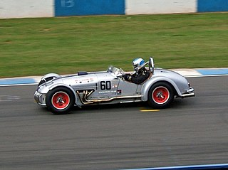 Kurtis Kraft American designer and builder of race cars