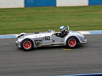 Kurtis Kraft - 1955 Kurtis 500S
