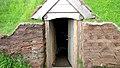 L'Anse aux Meadows, entrance to long house.jpg