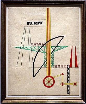 László Moholy-Nagy - László Moholy-Nagy, 1919, private collection