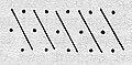 Líneas oblicuas y puntos.jpg