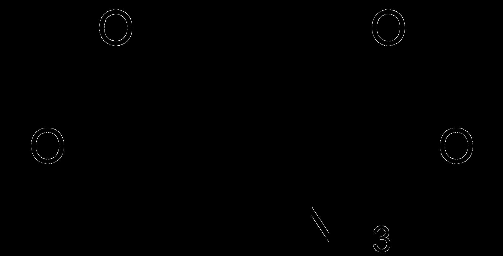 L-Glutamate Structural Formula