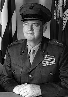 Henry W. Buse Jr. U.S. Marine Corps Lieutenant General