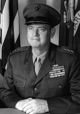 Henry W. Buse Jr. - Lieutenant General Henry W. Buse Jr.