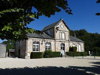 La Fosse-Corduan Commune in Grand Est, France