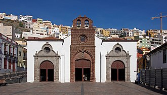 San Sebastián de La Gomera - Image: La Gomera church A