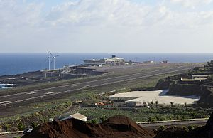 La Palma Airport - Airport overview