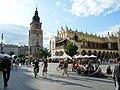"La Piazza centrale medioevale "" Rynek Glowny"" - panoramio.jpg"