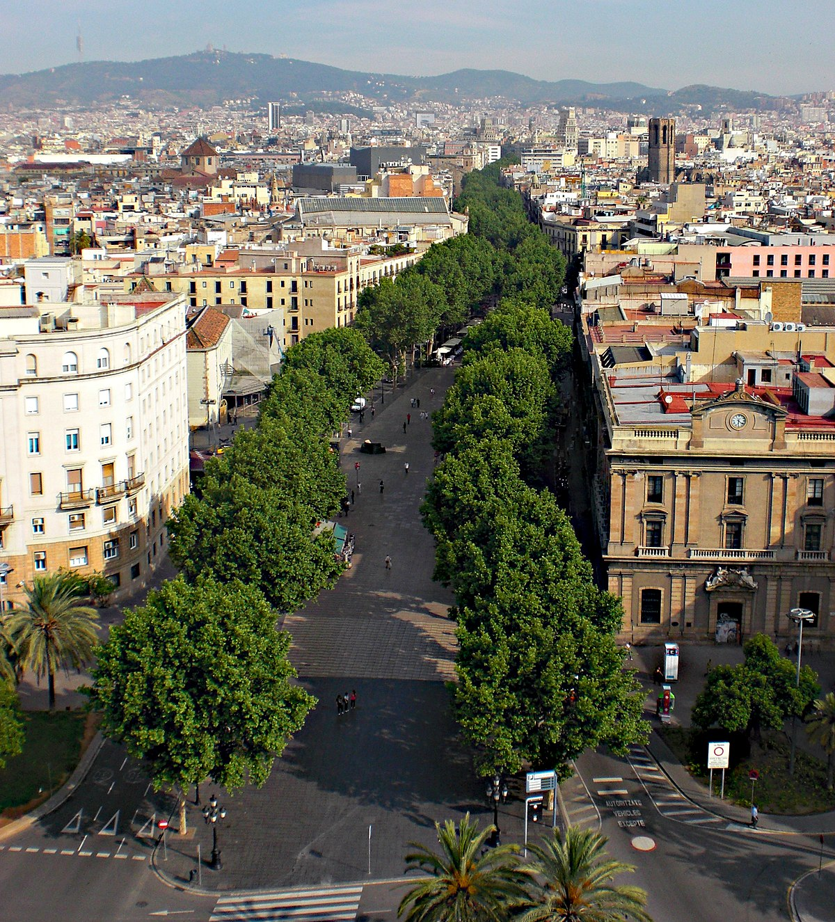 La rambla wikipedia - La botigueta barcelona ...