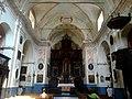 La Roya Saorge Monastere Franciscain Eglise Nef - panoramio.jpg