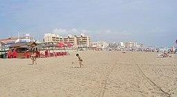 Torrelamatas strand.