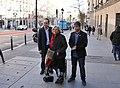 La renovada calle Atocha recupera espacio para el peatón y su importancia como puerta de entrada al casco histórico de la ciudad 03.jpg