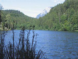 Längsee (Tyrol) - Lake Längsee