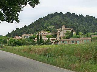 Lafare Commune in Provence-Alpes-Côte dAzur, France
