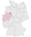Lage des Kreises Herford in Deutschland.PNG