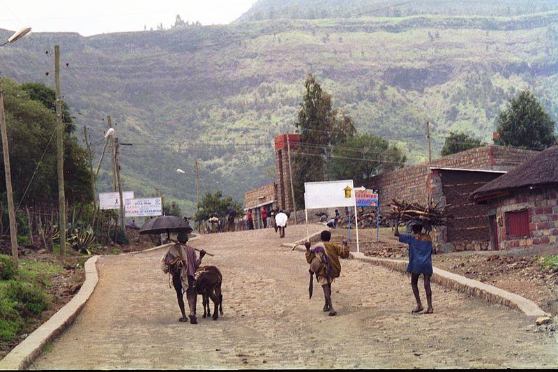 File:Lake Kivu, UN Refugee Camp, Restaurant, Gacaca.jpg