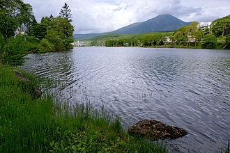 Chino, Nagano - Lake Shirakaba