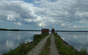 Lakeville, Massachusetts - Assawompset Pond, Lakeville