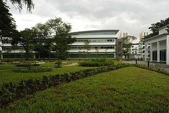 Land Transport Authority - The Land Transport Authority's headquarters at the former Kandang Kerbau Women's and Children's Hospital.