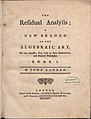 Landen, John – The residual analysis, 1764 – BEIC 722288.jpg