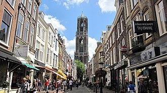 Utrecht - Zadelstraat