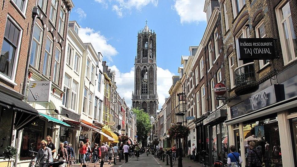 Lange Elisabethstraat Mariaplaats, 3511 Utrecht, Netherlands - panoramio