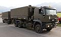Lastw IVECO mit Anh - Schweizer Armee - Steel Parade 2006.jpg