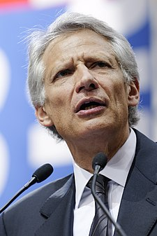Dominique de Villepin nel 2010
