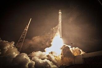 Eutelsat 115 West B - The launch of the Falcon 9 rocket carrying Eutelsat 115 West B.