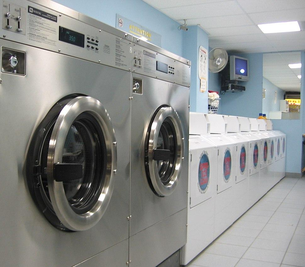 Laundromat ontario