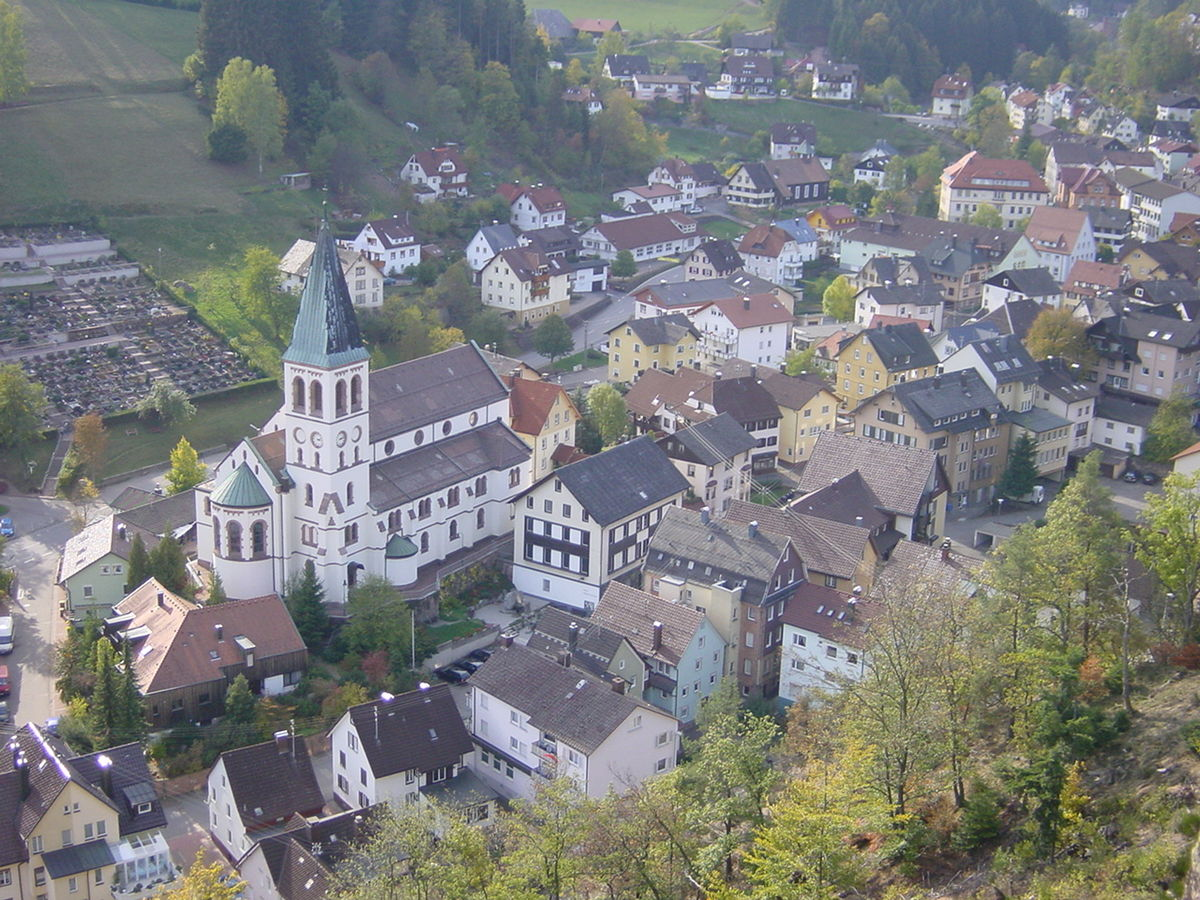 Bad Baden Wurttemberg