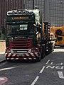 Lawsons Haulage Scania - PX14 BUA.jpg