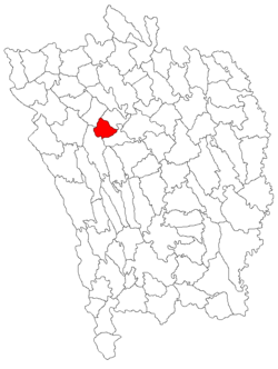 Location of Laza