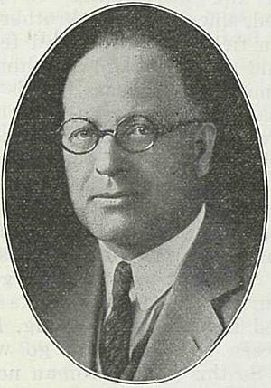 LeGrand Richards - Richards while president of the Southern States Mission