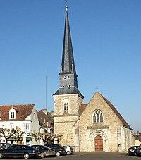 Le Theil-sur-Huisne, Orne, église Notre-Dame bu 140.jpg